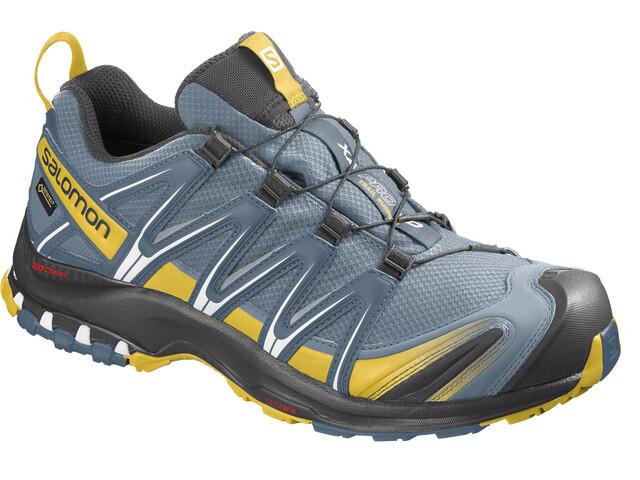 Salomon XA Pro 3D GTX Shoes Herren bluestone/indian teal/sulphur